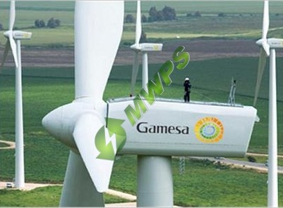 GAMESA G90-2MW 5 Used Wind Turbines  Wanted