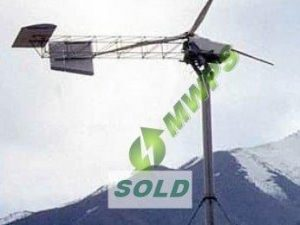 SYNERGY SLG 19 - 30kW Wind Turbines