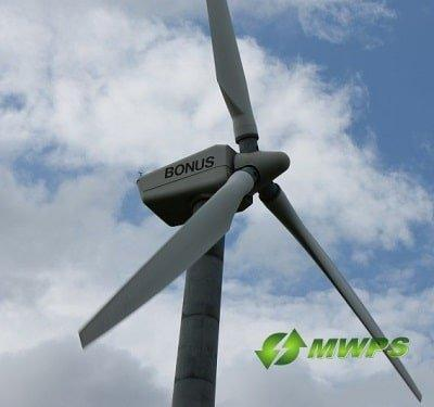Bonus 300 B33 Wind Turbines Wanted - Bought and Sold