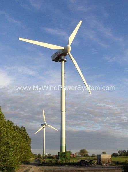 ENERCON E32/33 - 330kW Windkraftanlage  zu verkaufen - Gebrauchte