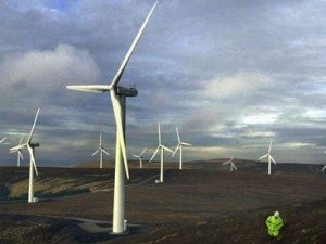 New Wind Power Projects Approved for Scotland