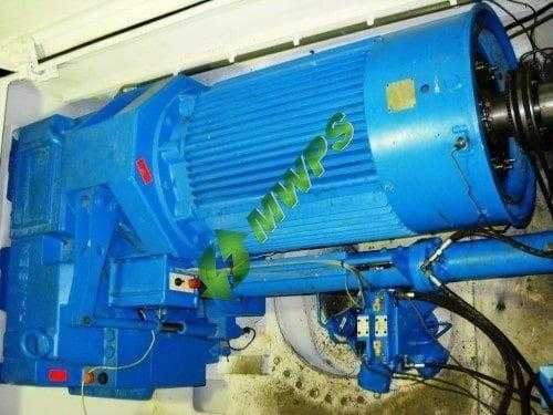WINDMASTER Turbowind T200 – 200kW - Used