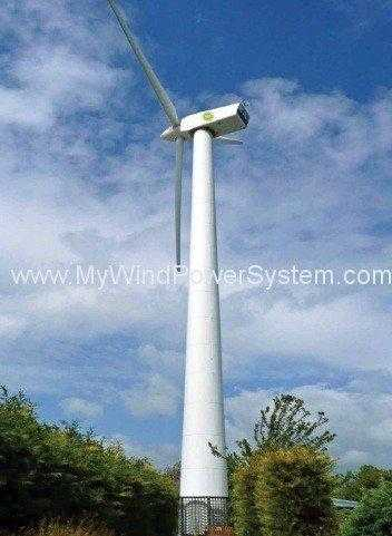 RRB VESTAS V29 - RRB ENERGY V29 - 225kW and 200kW