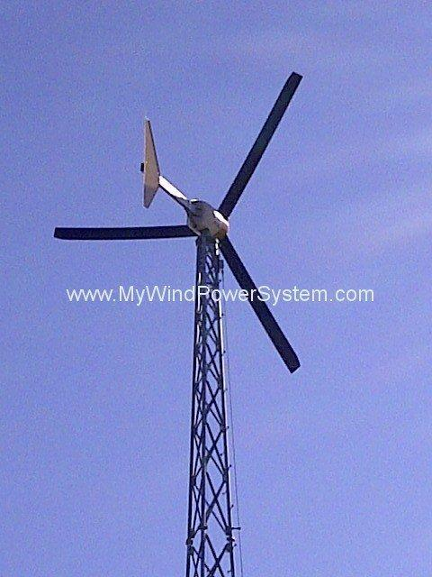 BERGEY EXCEL 10 - Domestic Wind Turbine For Sale