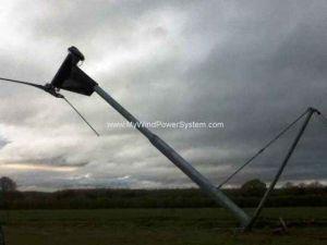 PROVEN Used Wind Turbine Sale - 6kW