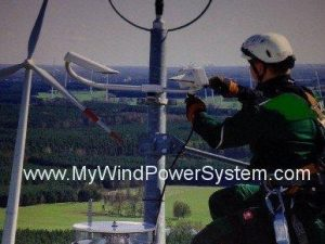 LED Obstruction Lights - Wind Turbines