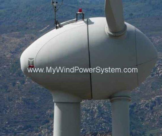 ENERCON E40 6.44 Wind Turbine  - For Sale