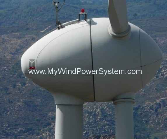 ENERCON E40 6.44 Wind Turbine  - 600kW For Sale