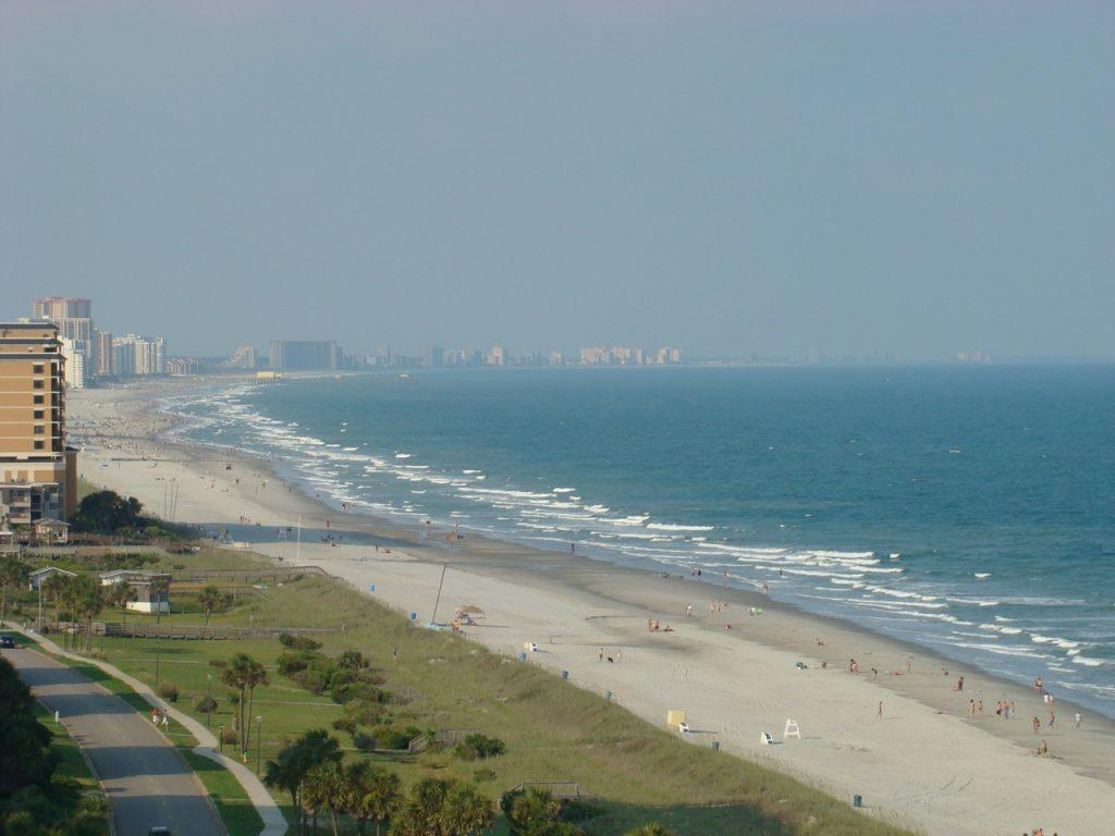 North Myrtle Beach The City S Infrastructure Already Can Handle Intake Of An Additional 300 Megawatts And Direct It To Homes