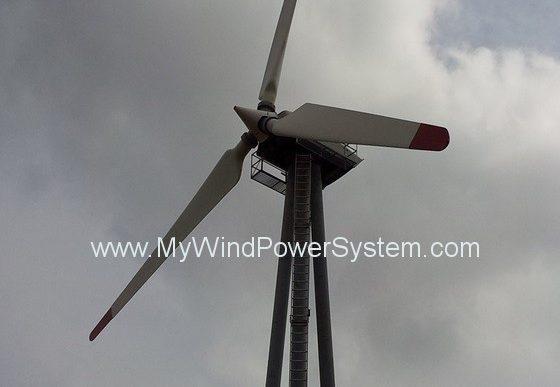 AS BONUS 95 Wind Turbines 95kW For Sale