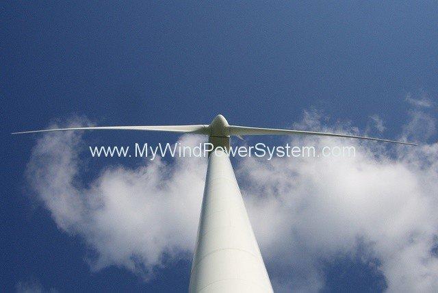 VESTAS V47 - 660kW Windkraftanlage zu verkaufen