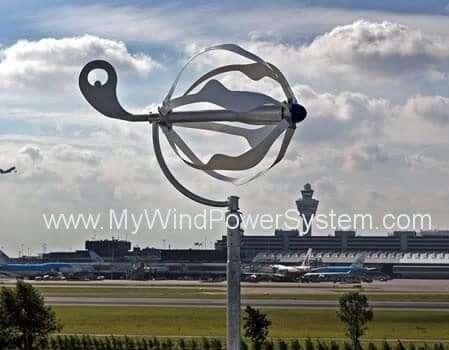ENERGY BALL V-200 - Residential Wind Turbines for Sale