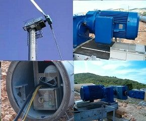 LAGERWEY LW15-50 and 15/75 Used Turbines