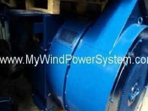 VESTAS V66 Generator - 1.65MW RCC For Sale