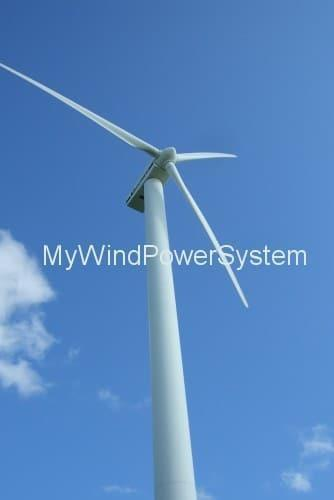 VESTAS V42 - 600kW - Wind Turbine - Mint Condition