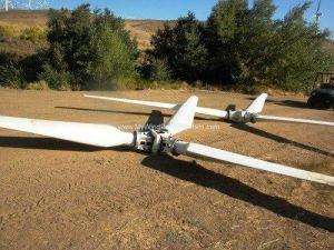 AEROSTAR 5 meter Rotor Blades