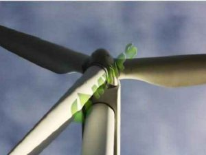 General Electric GE 1.5s Wind Turbines