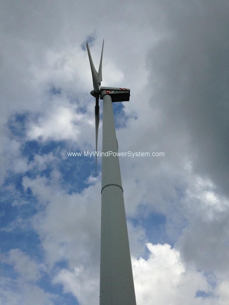 Micon M700 - 225kW Wind Turbine Turnkey Solution