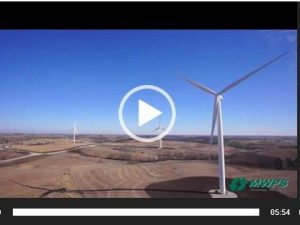 Wind Turbine Construction Video