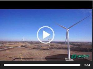 Wind Turbine Construction Video