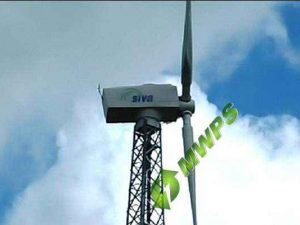 SIVA 250/50kW - Wind Turbine - 2009