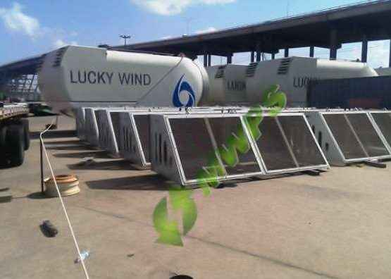 W2E W93 - 2.05MW Wind Turbines in storage