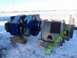 V52 Gearbox Moventas PHL-400CBV52