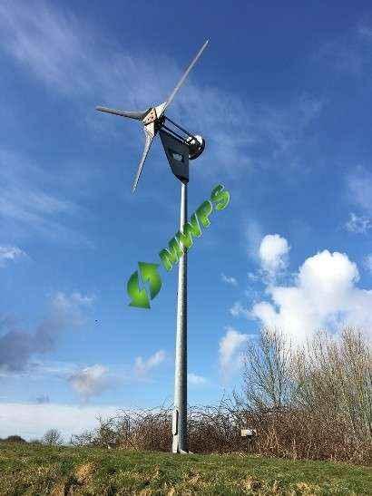 PROVEN 6kW Wind Turbine