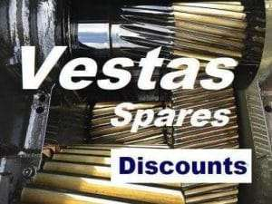 VESTAS Discounted Spare Parts