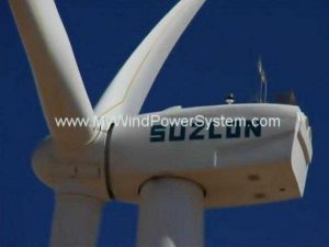SUZLON S88 - 2.1MW Wind Turbines Sale