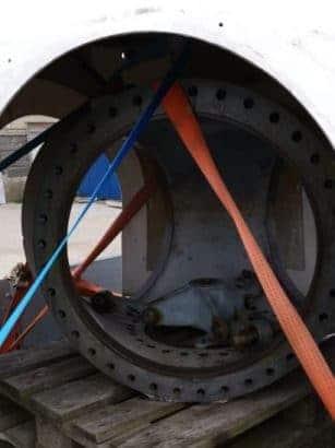 VESTAS V27 Rotor Blades Set for Sale