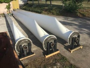 VESTAS V27 Rotor Blades Set for Sale